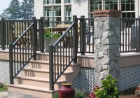 Pvc Deck Railing Home Depot