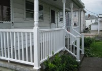 Pvc Deck Railing Lowes