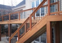 Railing For Decks Pictures