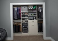 reach in closet organization ideas