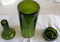 Recycled Glass Vases Wholesale