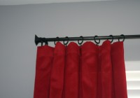 Red Blackout Curtains Walmart