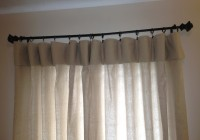 Restoration Hardware Belgian Linen Curtains