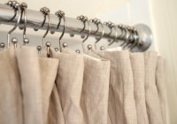 Restoration Hardware Shower Curtains