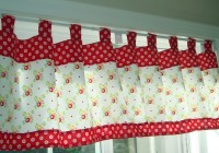 Retro Kitchen Curtains And Valances