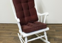 Rocking Chair Cushion Sets Outdoor