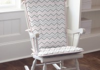 Rocking Chair Cushions Nursery