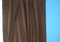 Rod Pocket Curtains Diy