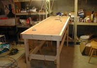 Rolling Workbench Ideas