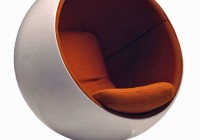 Round Chairs With Big Cushion