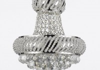 Round Crystal Ball Chandelier