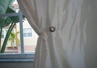 Round Holdbacks For Curtains