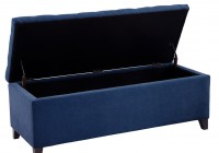 Royale Tufted Ottoman Storage Bench