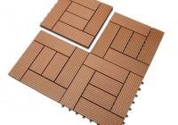 Rubber Deck Tiles Home Depot