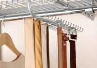 Rubbermaid Wire Closet Shelving