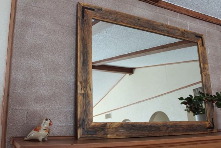 Permalink to Rustic Bathroom Mirrors For Sale