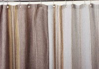 Rustic Bathroom Shower Curtains