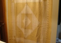 Rustic Looking Shower Curtains