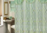 Sage Green Shower Curtains