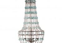 Sea Glass Chandelier Lighting