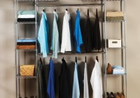 Seville Classics Expandable Closet Organizer System
