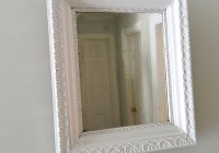 Shabby Chic Mirrors White