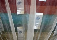 Sheer Curtain Fabric For Sale