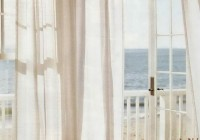 Sheer Window Curtains Ideas