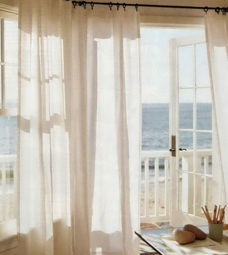 Permalink to Sheer Window Curtains Ideas