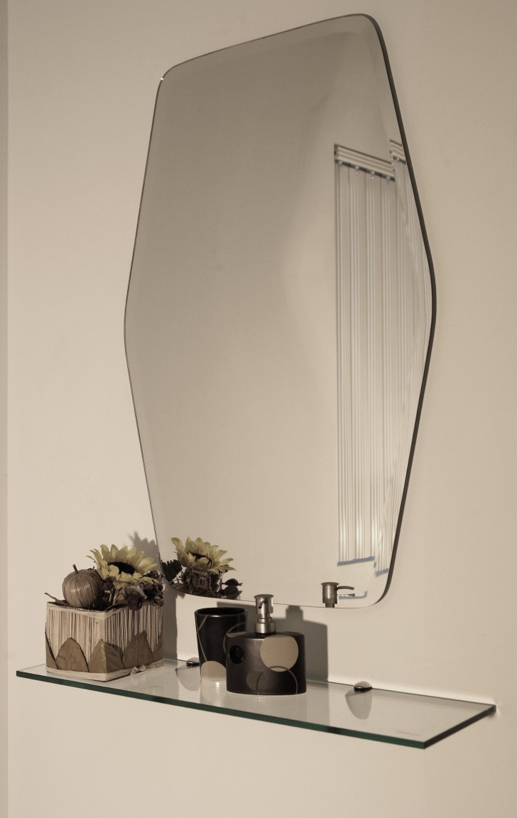 Permalink to Sheffield Home Beveled Glass Mirror