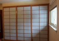 Shoji Sliding Closet Doors