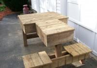 Shooting Bench Plans Portable