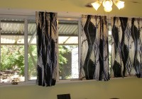 Short Window Curtains For Kitchen