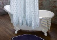 Shower Curtain Size Chart