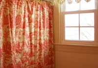 Shower Curtains With Matching Window Curtains And Valances