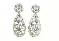 Silver Chandelier Earrings Uk