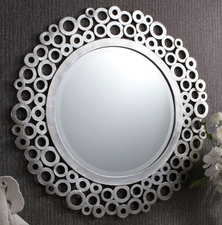 Permalink to Silver Framed Mirrors Uk