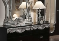 Silver Mirror Bedroom Set