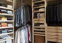 Simple Closet Organizer Designs
