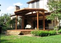 Simple Deck Designs Ideas