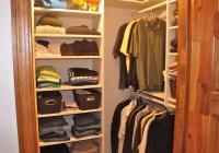 Simple Small Closet Design