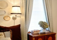 Simple Window Curtains Design