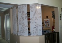 Sliding Curtain Room Dividers