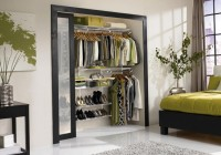 sliding door closet organization ideas