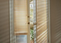 Sliding Door Curtains Or Blinds