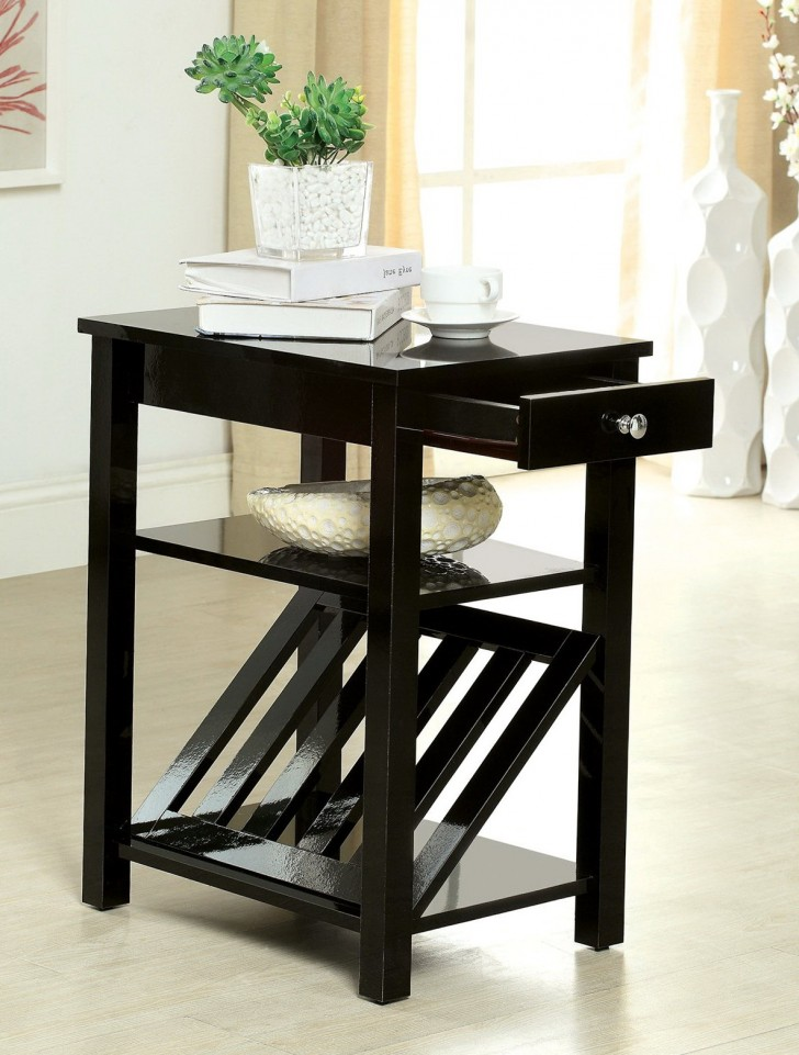 Permalink to Small Accent Tables With Drawers