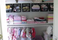 Small Baby Closet Ideas