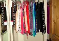 small bedroom closet storage ideas