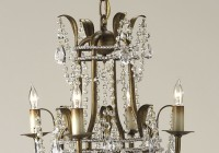 small crystal chandeliers for closets