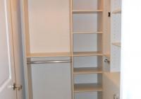 Small Custom Walk In Closets